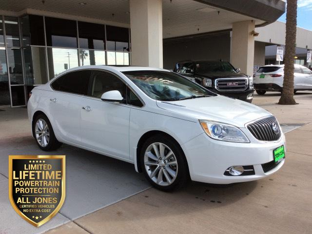 Pre Owned 2014 Buick Verano 4dr Sdn Leather Group 4dr Car In Gilbert