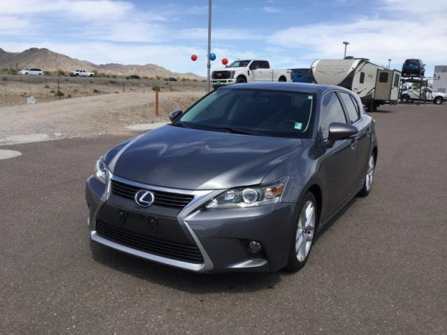 Pre Owned 2017 Lexus Ct 200h 5dr Sdn Hybrid