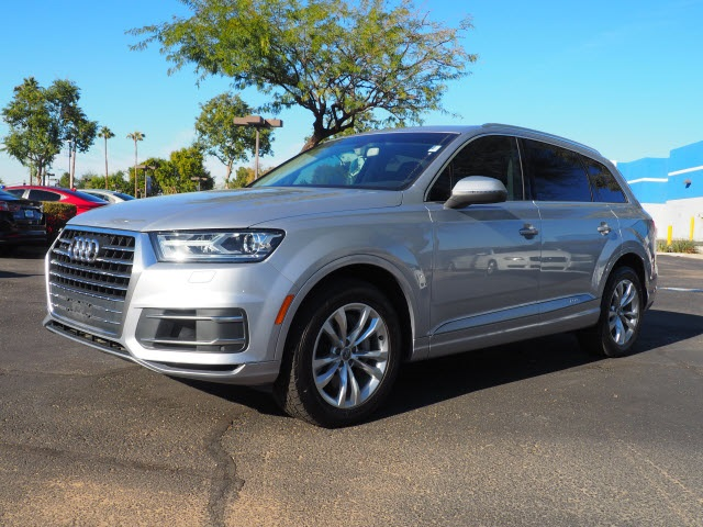 Pre Owned 2017 Audi Q7 3 0t Premium 4d Sport Utility In Gilbert